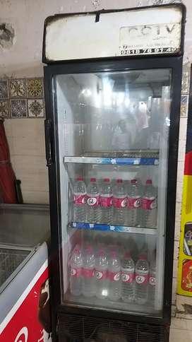 Display fridge for urgent sale