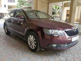 Skoda Superb Elegance 1.8 TSI AT, 2015, Petrol