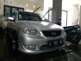 Toyota vios tipe G 2004 AT