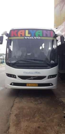 Volvo B 9 R multyaxil bus