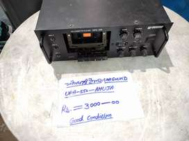 Amplifier, DVD Player, Dth Box(Free), Deck