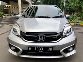 Honda Brio RS at 2017/2018 TDP 22jt jazz/yaris