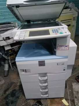 Refurbished Photocopier and Printer