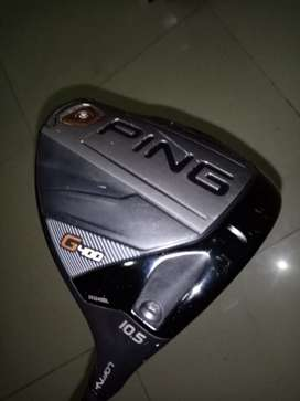 For used and new golf equipment: