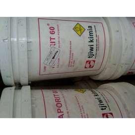 Jual bahan kimia kaporit calcium hypoklorit ex Tjiwi Kimia 60%