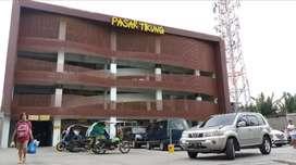 Sewa & Jual kios pasar Tikung lokasi strategis di jantung kota - Medan