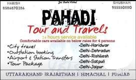 Pahadi tours and travel