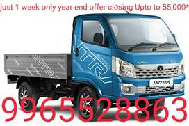 Tata intra new vehicle just paid 40,000 take delivery 30 paise intrest