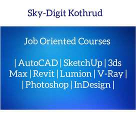Part Time SketchUp and V-Ray Trainer for online training