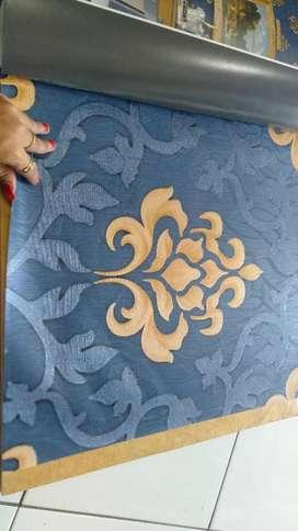 Wallpaper murah harga sekaligus dengan pemasangan In Design