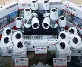 Dijamin paket kamera CCTV termurah berikut pemasangan