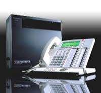 PABX PANASONIC KX-TA308 dengan kapasitas 3 Line 8 Extension