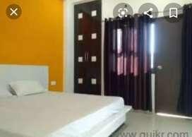 Bhoothnath fully furnished fridge TV  TV AC gratula Indira Nagar