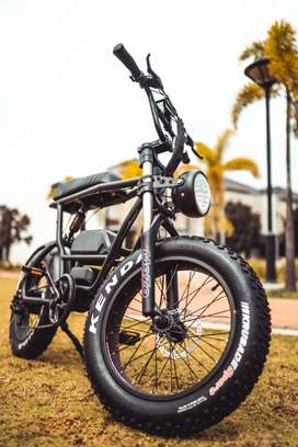Sepeda Elektrik / Sepeda Listrik / Electric Bicycle / EBike GOES ODIN