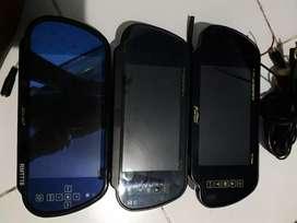 TV Spion Mobil & kabel set milik pribadi