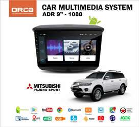 Autoworks exotic cars//Head unit android pajero