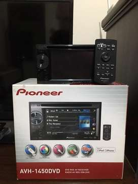 Head unit Pioneer Avh 1450 Dvd