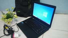 Laptop Acer core i3 || mantaff