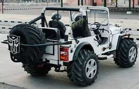 Jandu dabwali Jeep maker