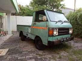 Daihatsu Hijet 55 Wide PU 1982 Buluk Orisinil