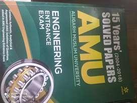 Amu 10 yrs papers at half price