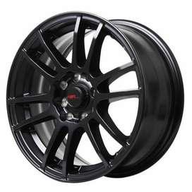 Velg Mobil R15 HSR untuk Mazda 2, Matrix, Sirion, Avanza, Accord dll