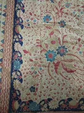 Kain batik motif tempo dulu