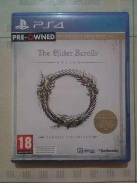 Bd The Elder Scrolls Bd ps4 PS 4