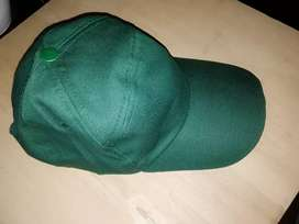 Green caps for sale