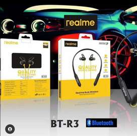 Realme BT-R3 Wireless /Bluetooth in the Ear Headphone COD Available