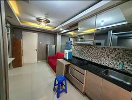 Jual apartemen gading nias 2 BR,Full Furnish kelapa gading Jkt-Utara