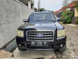 Ford everest TDCI 2008