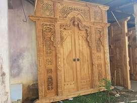 cuci gudang pintu gebyok gapuro jendela rumah masjid musholla zawa