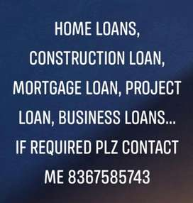 Home loans, business loans, Personal loans