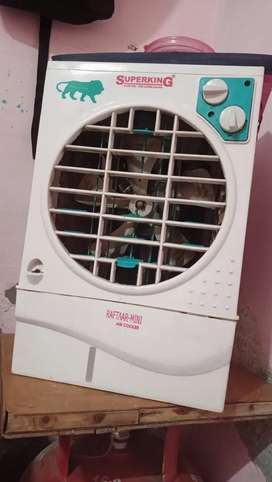 Mini cooler 5months old new condition price fix