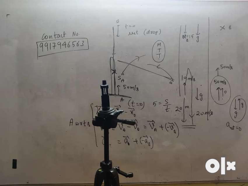 Online physics tution / classes
