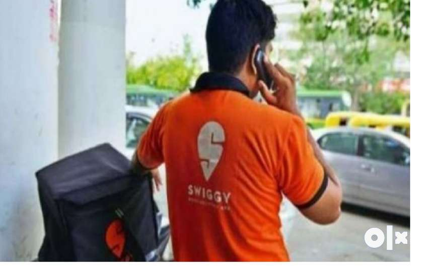 Spot joining Delivery boys earn upto Rs28000PM