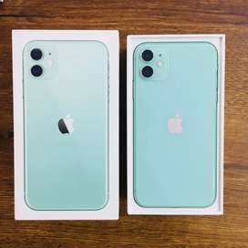iPhone 11 64GB green colour (6 months warranty)
