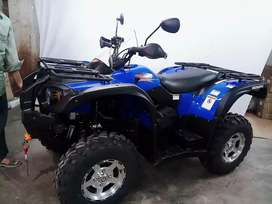 New atv 500 cc 4×4   off rod bike