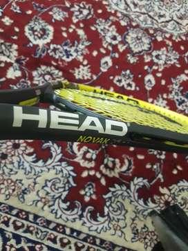 Tennis racket HEAD NOVAK 25