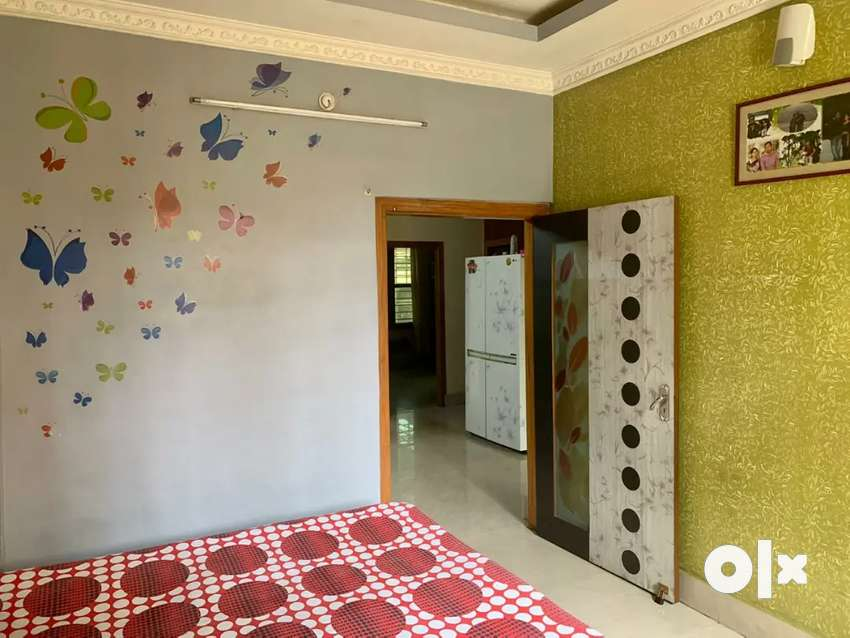 Fully independent Flat for rent 3bhk