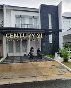 3914 + Town House siap huni Sektor 9 Bintaro Jaya