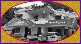 5.8 cents, 3 bhk, 1740 sq.ft house for sale in near Kovoor