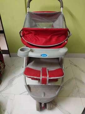 Comfortable Stroller Pram