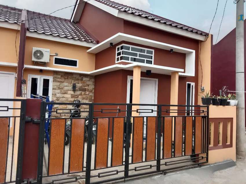 Rumah mewah harga murah di Depok Rafika Residence3