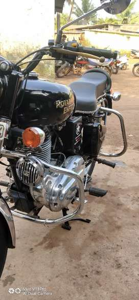 Royal Enfield Standard 350cc Old engine