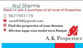 new tripple storey house for sale at sawan park model town