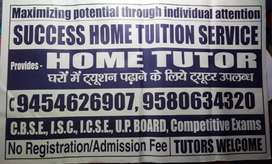 HOME TUTION SERVICESn