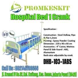 Hospital Bed 1 Crank