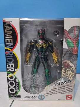 SHF Kamen Rider Tatoba Combo New Bandai